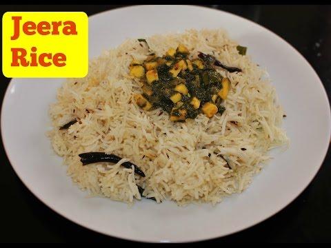 Jeera Rice Recipe-How To Make Jeera Rice-Know The Recipe