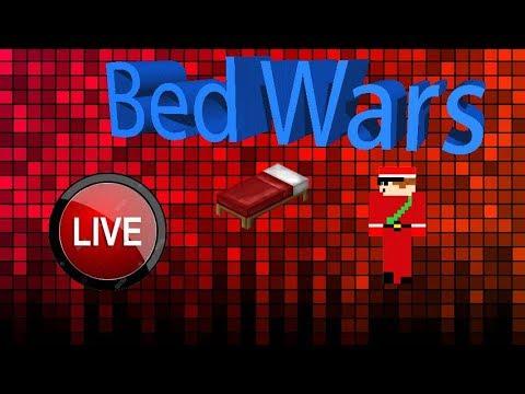 Hypixel Bed Wars!!