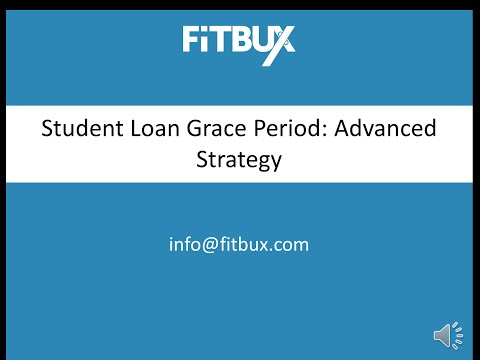 Student Loan Grace Period: Advanced Strategy