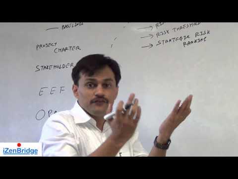 PMP®  | Plan Risk Management | Project Risk Management