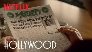 Ryan Murphy's Hollywood: The Golden Age Reimagined | Overcoming History | Netflix