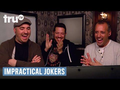 Impractical Jokers - Murr's Wig Hunt | truTV