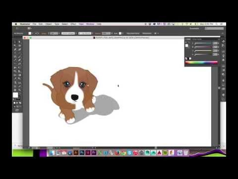 How to Make a Drop Shadow in Illustrator CS6/CC