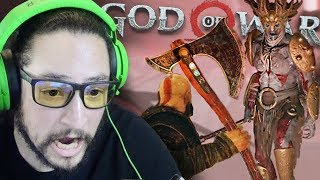FIGHT FOR THE LIGHT - GOD OF WAR Gameplay Part 4