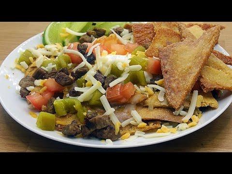 Keto Recipes Nachos -- Fathead Chips -- Fathead Nachos--
