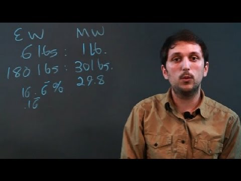 How to Determine the Weight on the Moon of a Person Whose Weight on the Earth I... : Math Questions