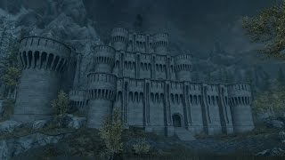 Skyrim | Castle Draco - The Home Of The Dragonborn (Mod