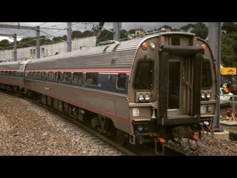 Some Rare Amtrak Trains!