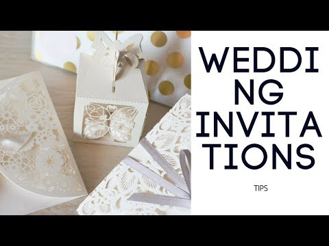 Tips On Sending Out Your Wedding Invitations