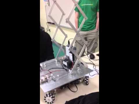 Robot Scissor Lift