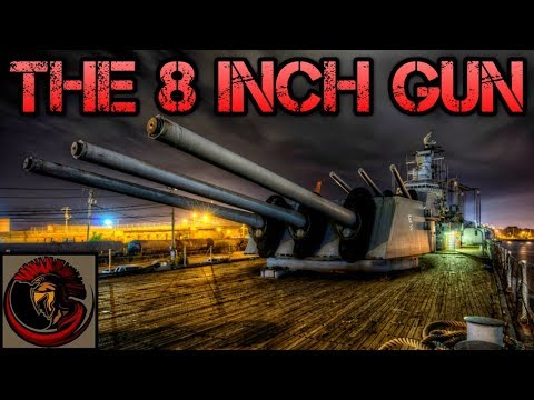 How Do Large Caliber Naval Guns Work?
