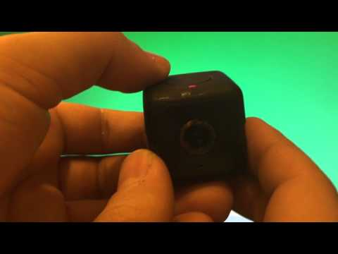 How to Take a Picture and Record with the Polaroid Cube