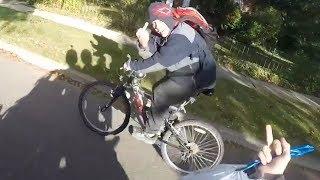 Stupid, Crazy & Angry People Vs Bikers 2017 [Ep.#227]