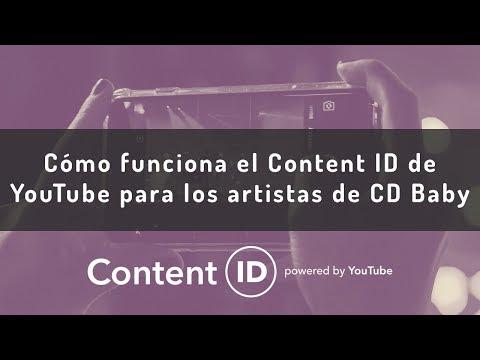 Cómo funciona el Content ID de YouTube para los artistas de CD Baby