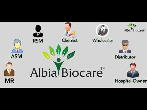 PCD Pharma Franchise company in India- Albia Biocare
