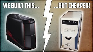 A $1000 Gaming PC Built For $135