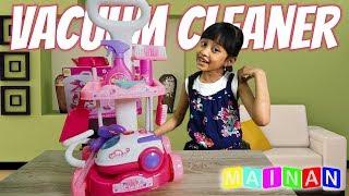 Mainan Anak Vacuum Cleaner Dan Alat Kebersihan