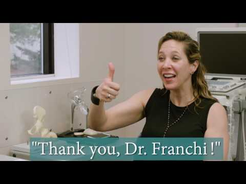 Thank You Dr. Franchi