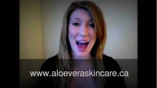 Aloe Vera Facial Skin Care / Forever Living Products