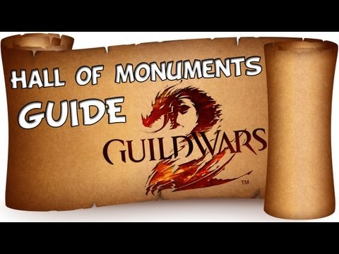 Guild Wars 2 - Hall of Monuments: Guide to 30 points