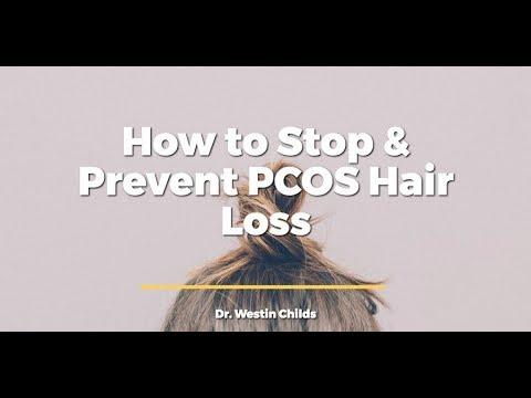 Tips & Tricks to Help Stop PCOS Hair Loss