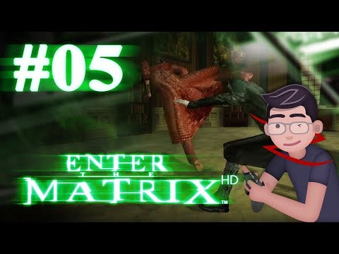 Enter the Matrix HD - Let's Play #05 - Fighting vampires to kiss Persephone