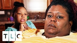 11 Year Old Looks After Overweight Mother | My 600-lb Life