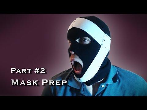 Making a Teenage Mutant Ninja Turtle Costume - Cosplay - Part 002