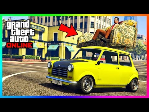 Why You ABSOLUTELY HAVE To Buy The Weeny Issi Classic In GTA Online! (GTA 5 DLC)