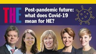 No Going Back UK Higher Education Post Pandemic