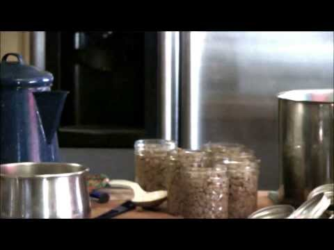 Canning Wild Hog Sausage