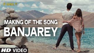 Making of the Song: Banjarey   Yo Yo Honey Singh   Fugly