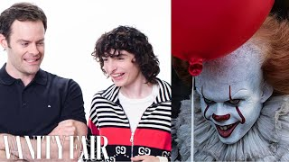 """The Cast of """"IT Chapter Two"""" Recaps the First Movie 
