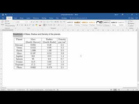 Insert and Use Bookmarks in Microsoft Word