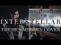 Interstellar - Piano and Guitar Orchestrated Themes Medley Cover (Hans Zimmer)