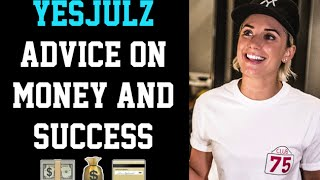 (MOTIVATION) YesJulz Advice On Money & Success