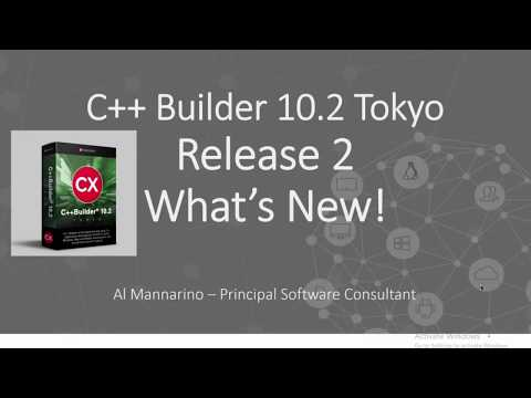 What's New in C++ Builder 10.2.2