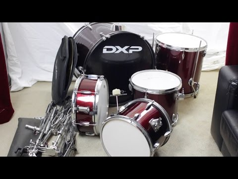 How To Make A Crappy Used $50 Drum Kit Sound Good Old Version