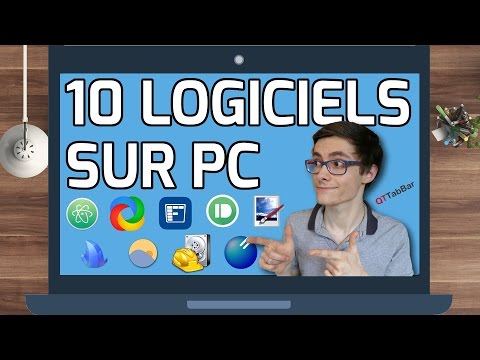 10 LOGICIELS peu connus et très pratiques sur PC !