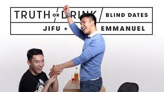 Blind Dates Play Truth or Drink (Emmanuel & Jifu)   Truth or Drink   Cut