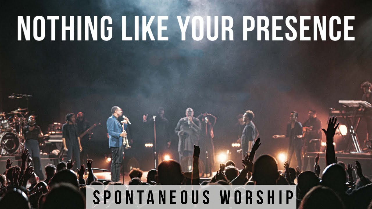 Nothing Like Your Presence - William McDowell ft. Travis Greene & Nathaniel Bassey (OFFICIAL VIDEO)
