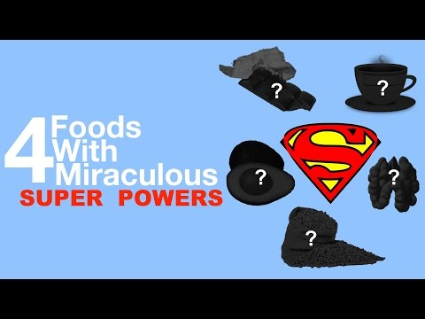 5 Foods For A Strong Body And Mind | Superfoods