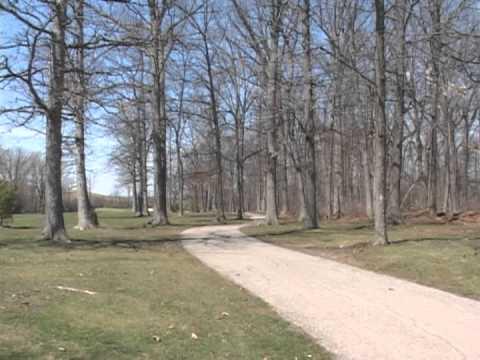 April in Riverview, Michigan