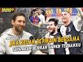 """""""Kode Keras Messi"""" ‼️ Inilah Jawaban Lionel Messi Jika Satu Tim Bersama Cristiano Ronaldo"""