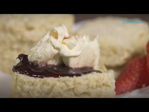 How to make the perfect Cornish cream tea