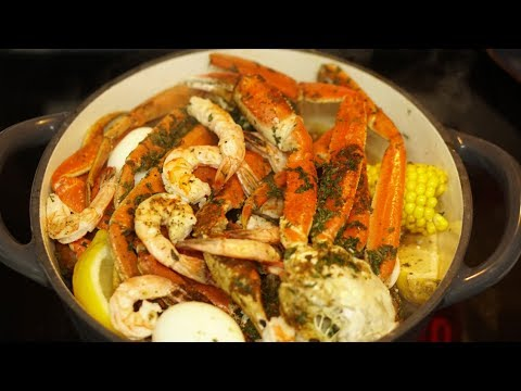 how to make a Crab Boil