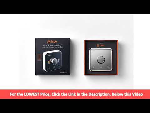 Hive Active Heating and Hot Water with Professional Installation, Works with Amazon Alexa Review