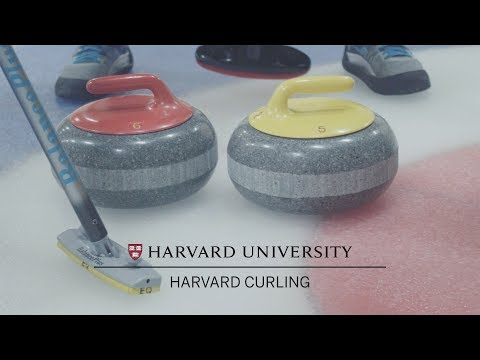 Catching up with the Harvard University Curling Team