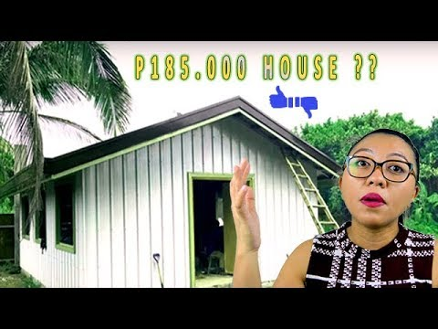 Php 2K ($40) Monthly or Php 500K ($10K) Affordable House and Lot in