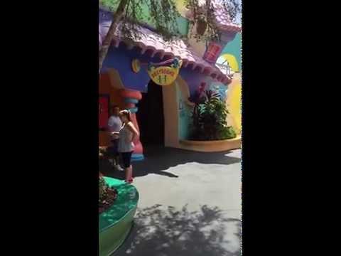 Theme Park Guru Tip: Good Hidden Bathroom in Islands of Adventure